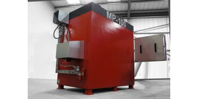 Addfield - Model MP 100 - Medical Waste Incinerator - 100kg
