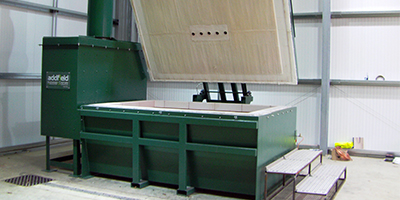 Addfield - Model TB-AB - Large Waste Incinerator - 2000kg