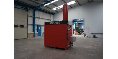 Addfield - Model MP-100 - Medical Waste Incinerator (100Kg)