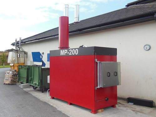 Medical Waste Incinerator (200Kg)-1