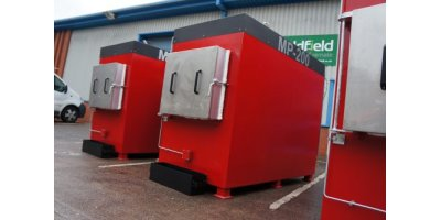 Addfield - Model MP 200 - Medical Waste Incinerator (200Kg)