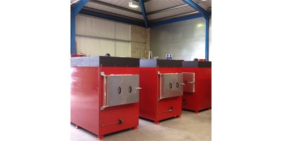 Addfield - Model MP 200 - Medical Waste Incinerator - 200kg