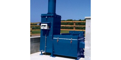 Addfield - Model Mini AB Aqua - Marine Waste Incinerator - 250kg