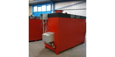 Addfield - Model MP-300 - Clinical Waste Incinerator - 300kg