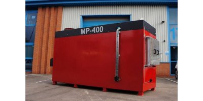 Addfield - Model MP-400 - Medical Waste Incinerators (400Kg)