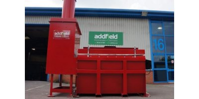 Addfield - Model GM-750 - Medical Incinerator(750Kg)