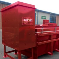 Addfield - Model GM 2000 - Large Medical Incinerator - 2000kg