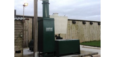 Addfield - Model Mini Plus - Waste Incinerator (500kg)
