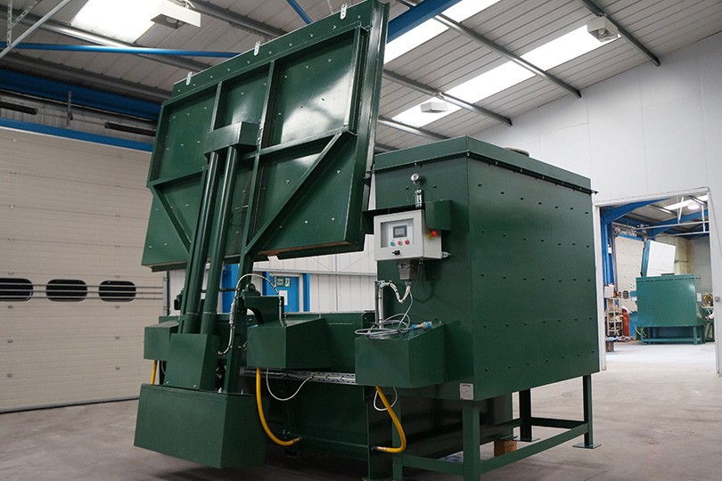 Animal Large Waste Incinerator (2000Kg)-2