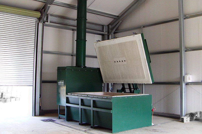 Animal Large Waste Incinerator (2000Kg)-3