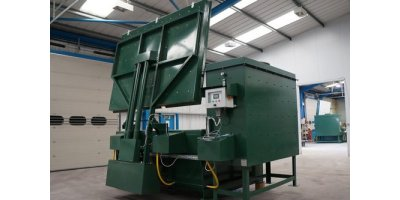 Addfield - Model TB-AB - Animal Large Waste Incinerator(2000Kg)