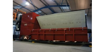 Addfield - Model GM4000 - Medical Waste incinerator (4000Kg)