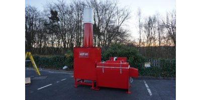 Addfield - Model GM-250 - Medical Waste Incinerators (250Kg)