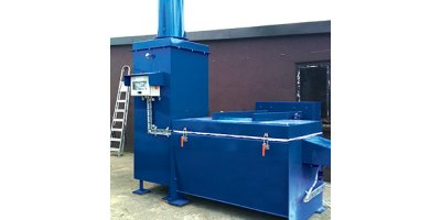 Addfield - Model Mini Aqua - Marine Waste Incinerator - 350kg