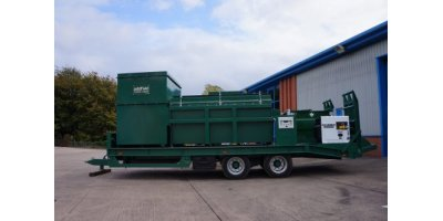 Addfield - Large Trailer Mounted Mobile Incinerators