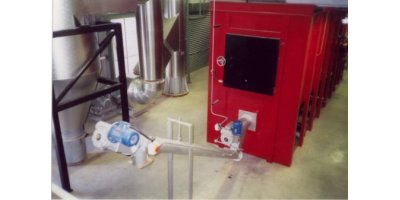 Addfield - Model C200 - High Capacity Clinical Waste Incinerator (200Kg)