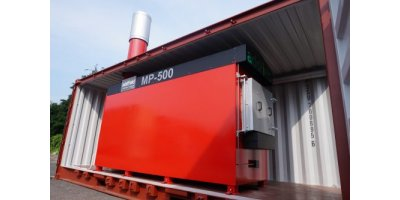 Addfield - Containerised Mobile Incinerators