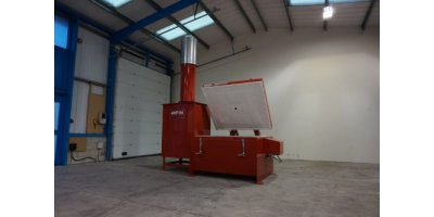 Addfield - Model GM-500 - Medical Waste Incinerators (500Kg)