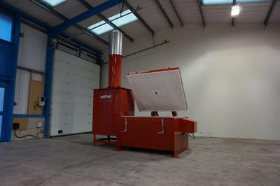 Addfield - Model GM500 - Medical Waste Incinerators (500Kg)