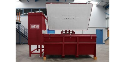 Addfield - Model GM2000/HB - Medical Waste incinerator (2000Kg)