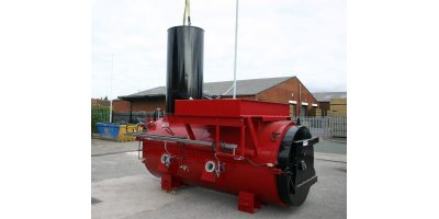 Addfield - Model AP200 – A200 - High Capacity Incinerator 200kg/hr Animal Disposal Machine (200Kg)