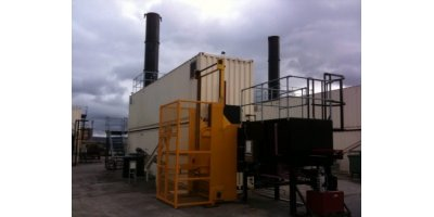 Addfield - Model G250 - General Municipal Incinerator(250Kg)