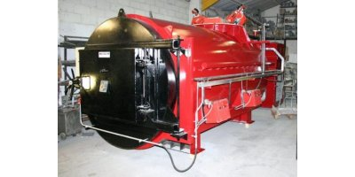 Addfield - Model G350 - General Municipal Incinerator(350Kg)