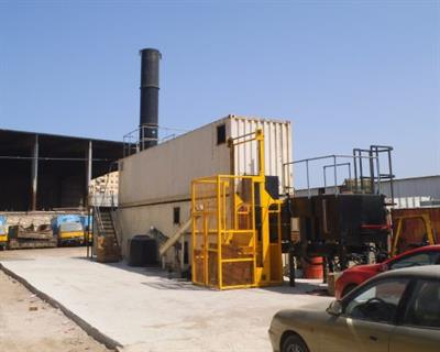Addfield - Model G500 - Stepped Hearth General Municipal Incinerator (500Kg)