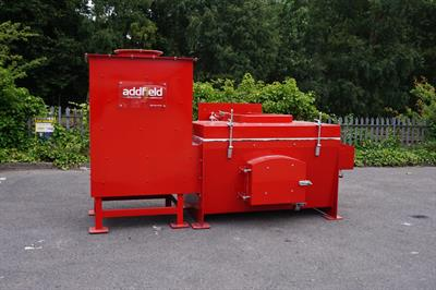 Addfield - Model GM350 - Small to Medium Sized Medical Waste Incinerator