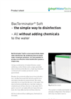 BacTerminator - Model Safe - Legionella Control Water Systems Brochure