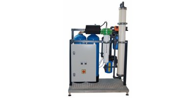 BacTerminator - Model CombiTech - Inline Disinfection System