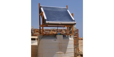 BlueGold - Solar Water Treatment Modules