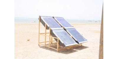 SunComfort - Solar Water Treatment Modules