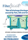 FilterShield - Efficient Continous Removal Of Solids Waste - Brochure