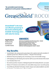 GreaseShield ROCOM - For Combi Ovens and Rotisseries - Brochure