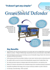 GreaseShield Defender - Brochure