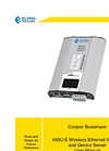 ELPRO - 450U-E - Wireless Ethernet Modem and Device Server User Manual