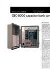 CBC-8000 Capacitor Bank Control Brochure