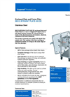 Beco Integra Plate 400 DC Technical Information
