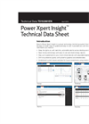 Power Xpert Insight Technical Data Sheet