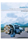 UltraShift PLUS Linehaul and Multipurpose Platform Brochure