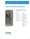 BR 3-Phase Load Centers Brochure