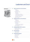 Loadcenters and Circuit Breakers Brochure