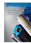 Hydraulic and Lubrication Oil Filters Brochure