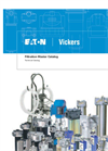 Filtration Master Technical Catalogue