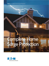 Complete Home Surge Protection Brochures