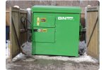 The BinPak - Waste Compactor - Self-Contained Compaction Bin