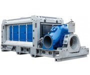 BBA Pumps Introduces the New 700 mm - Ultra High Flow Pump