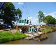 Netherlands' Mobile Emergency Pumps Provide Rapid Flood Response