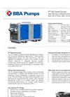 BBA Pumps - Model PT150 D180 Diesel Driven